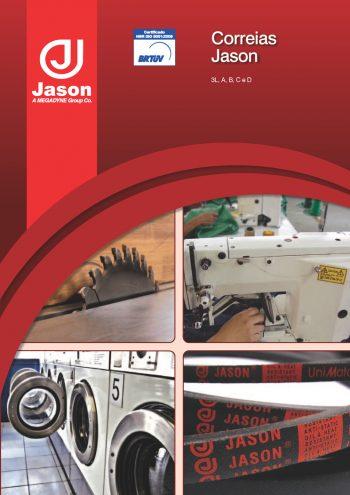 Catálogo de Correias - Jason 1