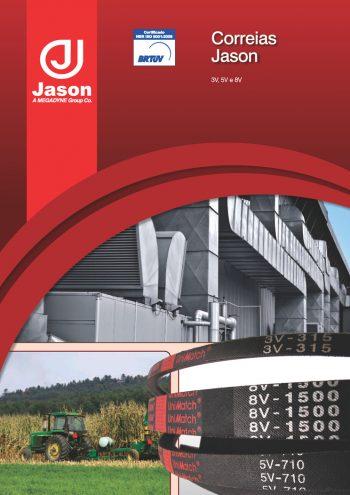 Catálogo de Correias - Jason 2